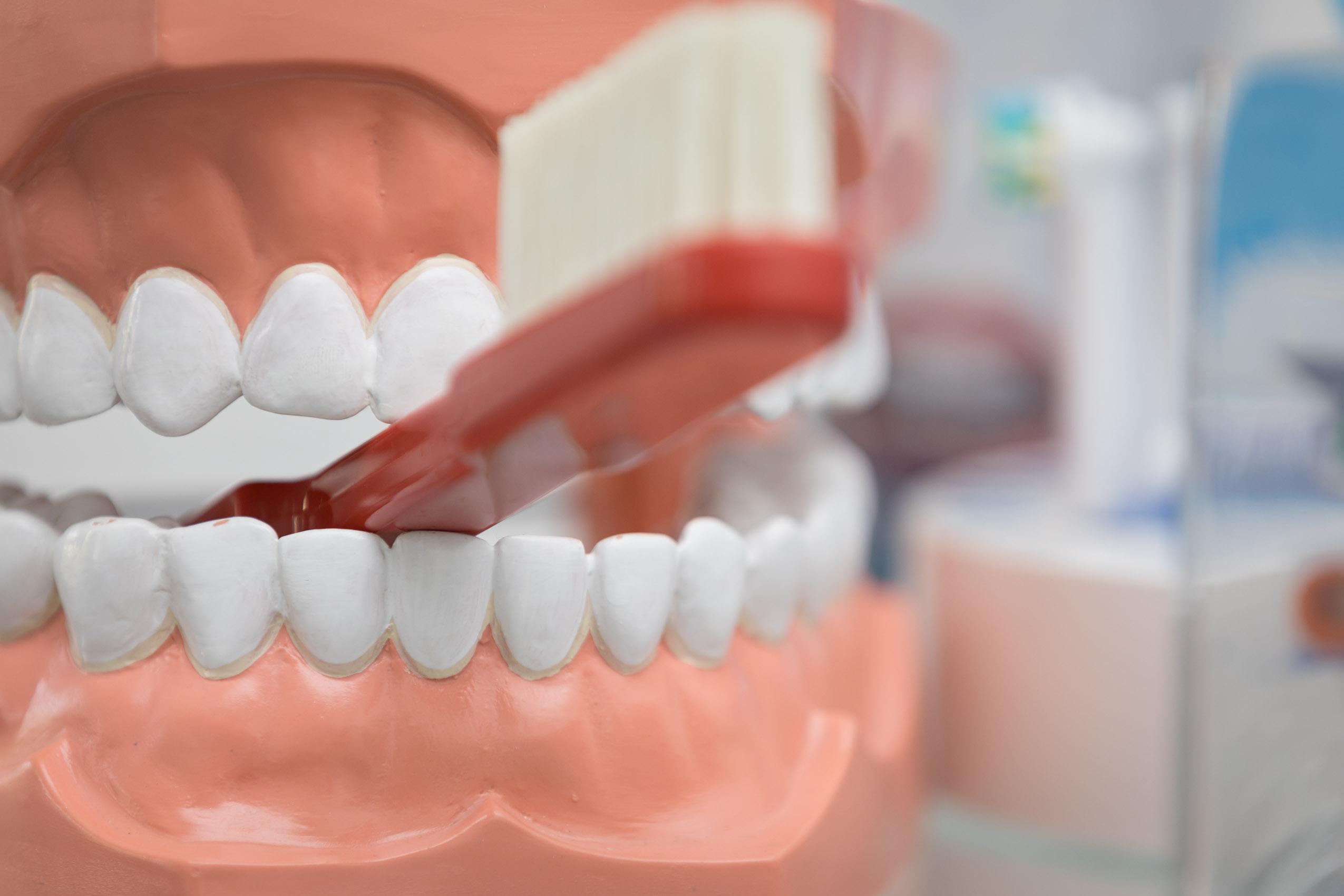 Mundhygiene für Jugendliche Gratis